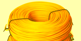 American Wire Tie Co CTW Wire,Tie Pvc Coated