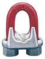 """Crosby Lebus 1010195 3/4"""" Wire Rope Clip, Drop Forged"""