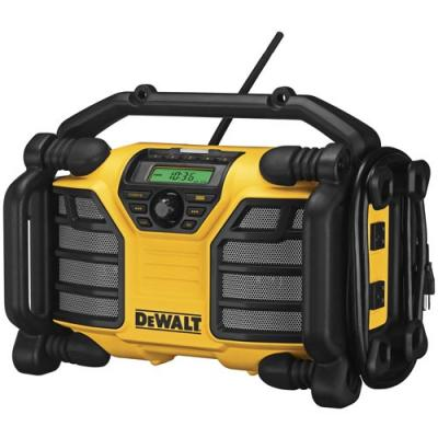 12V/20V MAX* Worksite Charger Radio