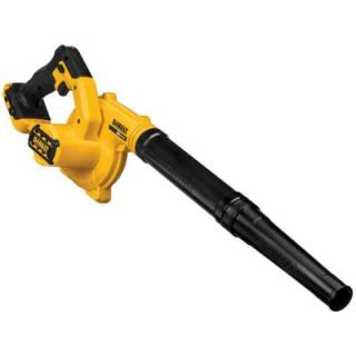20V MAX Compact Jobsite Blower (Tool Only, Battery Not Included)