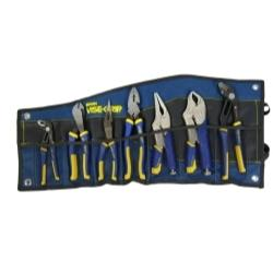 Pliers, Locking & Traditional, 7pc KitBag