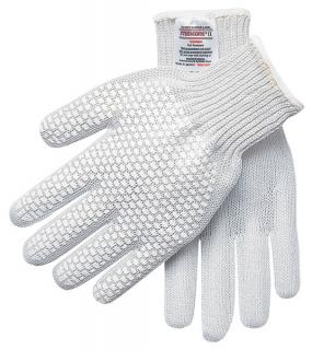 MCR Safety 9381 RHL Steelcore®2, 7 Gauge Stainless Steel/Polyester Glove Right Hand Large