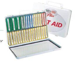 Medique 768M1 Kit,Filled First Aid 36 Unit Metal
