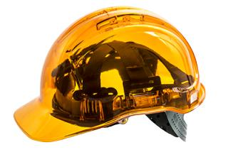 Peak View Helmet Orange