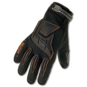 R3 Safety 16235 XL Ergodyne 16235 ProFlex 9015F(X) Certified Anti-Vibration Gloves, XL