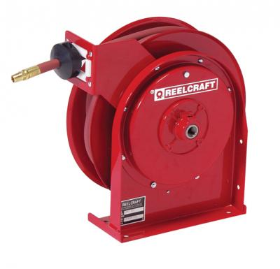 Spring Retractable Air/Water Hose Reel 3/8