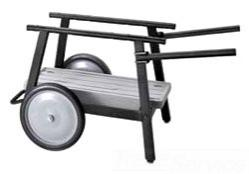 Model 150A Universal Wheel Tray Stand