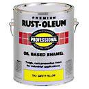 Rust Oleum Leather Brown Paint