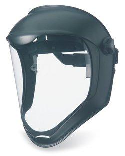 S8500 Faceshield,Bionic Polycarbo Visor,Uncoated Each