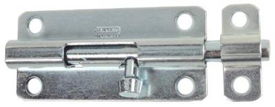 "Stanley S227-110 4"" Zinc Plated Heavy Barrel Bolt"