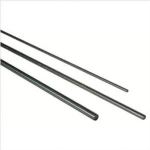 "7/8"" x 3' Water Hardening Drill Rod"