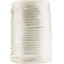 "Wall Industries Inc. N1816S0600 1/4"" Nylon Rope (Sold Per Foot)"