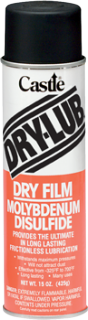 Castle C2015 Dry Lube Lubrication, 20 oz