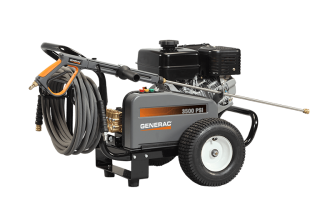 Generac 6229 3500 PSI Industrial Grade Power Washer