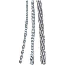 Lift-All 5200-00460 1/16 7 X 7 Stainless Steel Wire Cable (Cable Sold Per Foot)