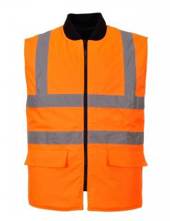 Hi-Vis Vest, Orange 2XL