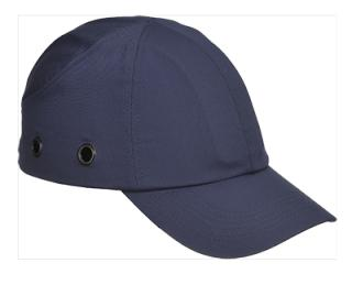 Portwest PW59NAR Portwest Bump Cap Navy