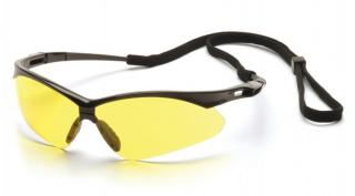 PMXTREME Safety Glasses - Amber Lens