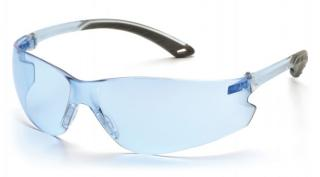 Pyramex Safety S5860S Itek Blue Lenses Safety Glasses
