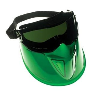 R3 Safety 3010346 Jackson Safety Monogoggle Faceshield