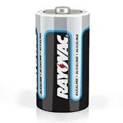 Rayovac C Cell Alkaline Batteries