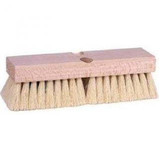 "Weiler 44026 10"" Deck Scrub Brush"