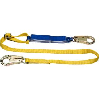 "DeCoil Lanyard (1"" Web, Snaphooks) Adjustable Length"