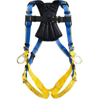 Blue Armor 2000 Positioning Harness, Tongue Buckle Legs, Double Extra Large