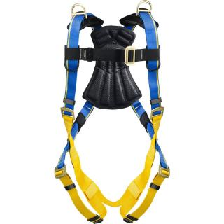 Blue Armor 1000 Retrieval Harness, Pass Through Legs, Small
