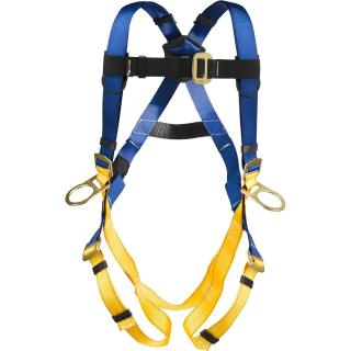 LITEFIT Positioning Harness, Pass Through Legs,Small