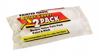 """Wooster Brush R718 7 7"""" Roller Cover Polyester Package Of 2"""